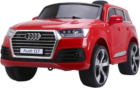 JJ2188 Battery car AUDI Q7 12V RED