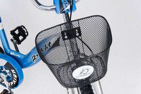 1601 Bicycle BMX -16 blue