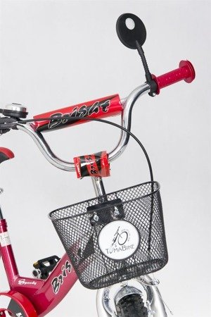 "1201 Bicycle BMX 12"" red"