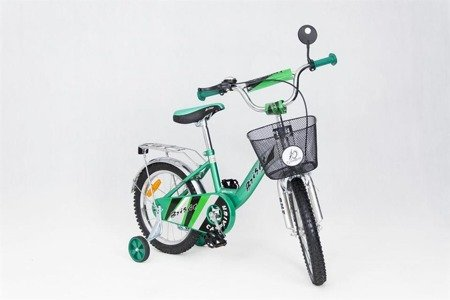 1601 Bicycle BMX -16  Green
