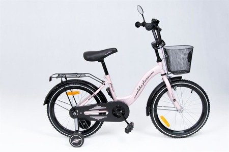 "1801 Bicycle of TOMABIKE Platinum 18""PINK"