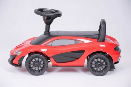 372A Ride-on Car McLaren license Red