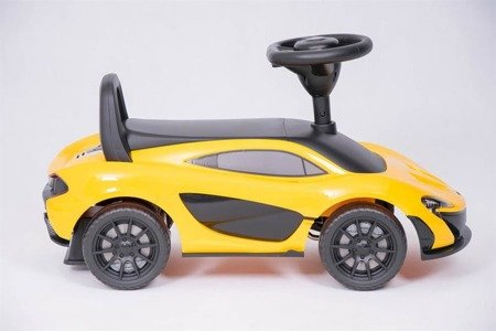 372A Ride-on Car McLaren license Yello
