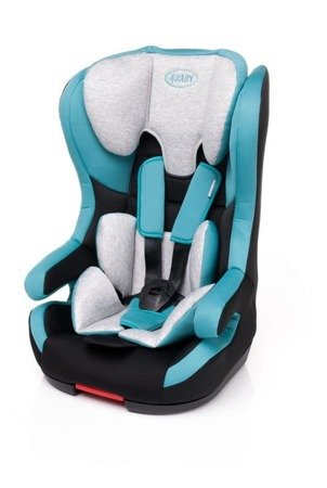 Car seat SKY-FIX 9-36KG turquoise