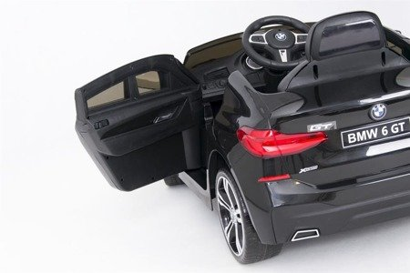 JJ2199 Battery Car BMW 12V R/C EVA BLACK