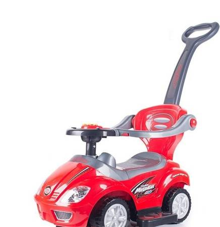 Ride-on Car 0382 Red