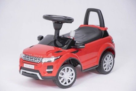 Ride-on Car 348B Land Rover Red