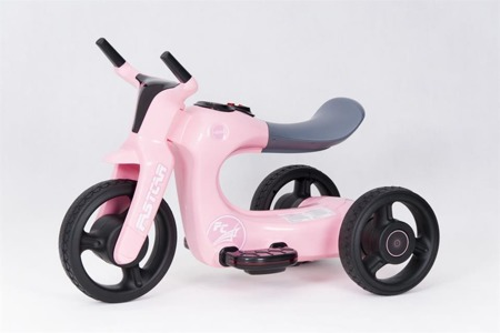 SW168 Motorbike Tricycle Battery  PINK
