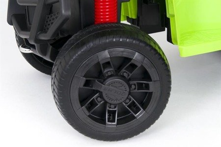 SW888 QUAD EVO Wheel -Green
