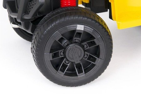 SW888 QUAD EVO Wheel -Yellow