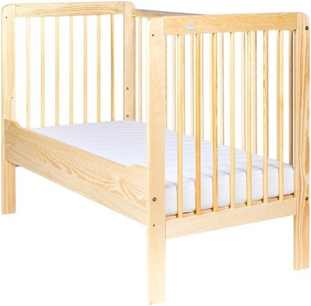 Wooden Cot TYGRYS Pine