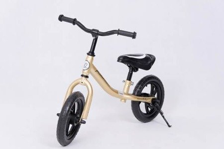 YQ-10 Balance Bike  12' Gold/Black
