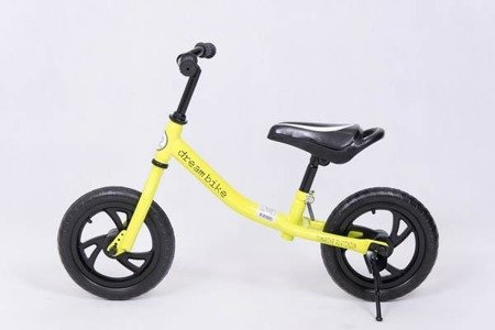 YQ-10 Balance Bike  12' Green/Black