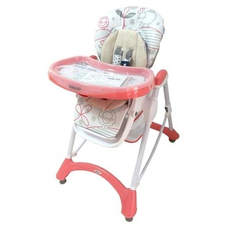 YQ198 High Chair Pink